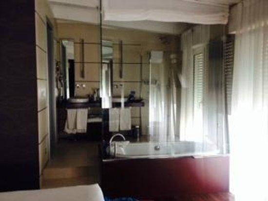 Hotel Dory : bagno a vista