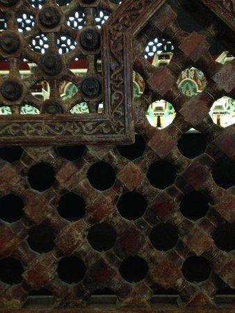 Mezquita de Hassan II: интерьер
