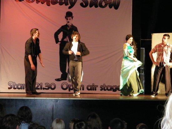 Sol Nessebar Mare: Show