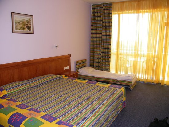 Sol Nessebar Mare : Room