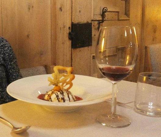 Ristorante dell'Hotel Camana Veglia: dessert