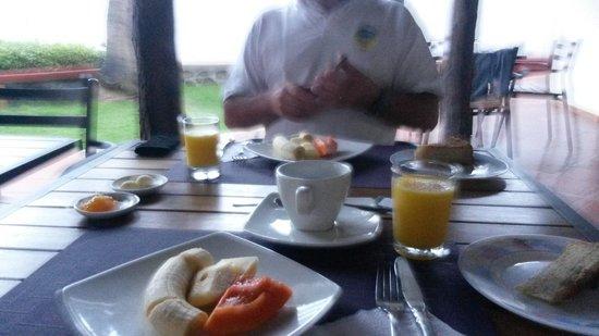 Hotel Galapagos Suites: colazione !!!
