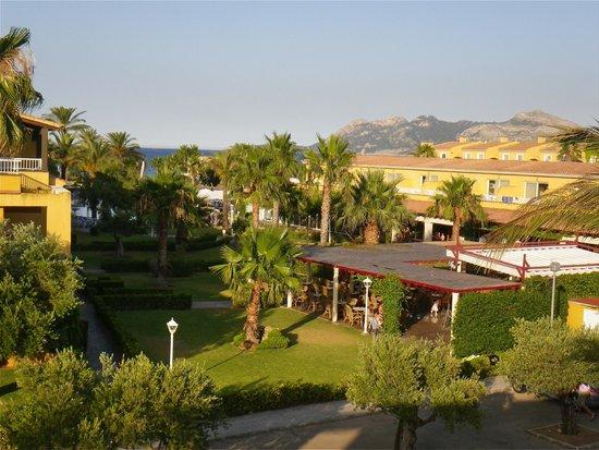 Aparthotel Club del Sol: View from block 2