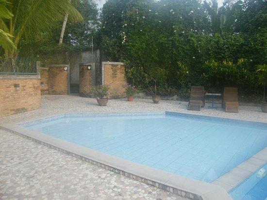 Hotel Deli River: The pool