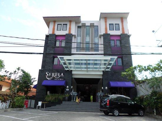 Serela Kuta : Hôtel