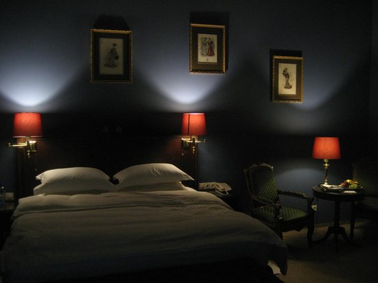 Gallery Park Hotel & Spa, a Chateaux & Hotels Collection : Fantastic room in Napoleon III  style
