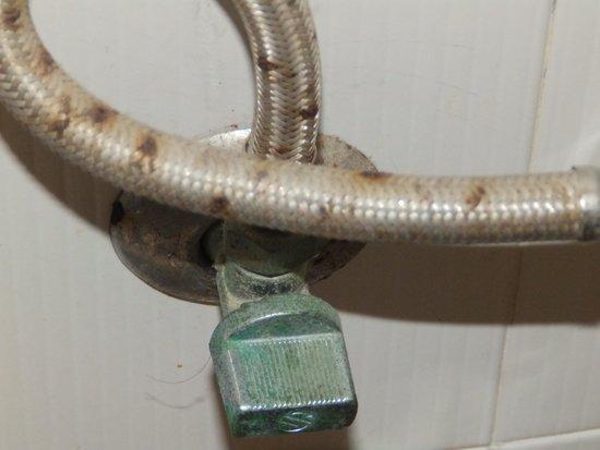 Hotel Malibu Park : état de la plomberie