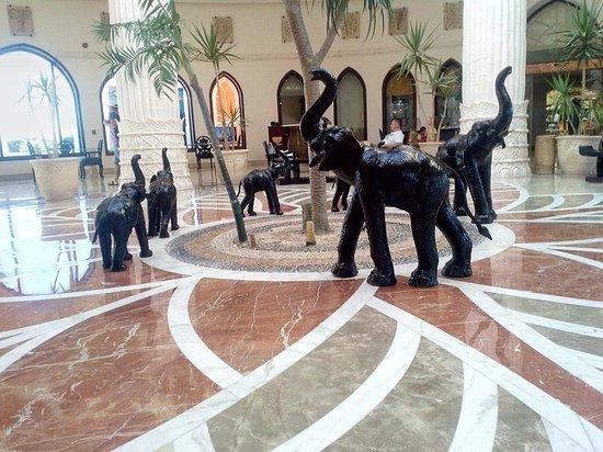 Caribbean World Resorts Soma Bay: Reception