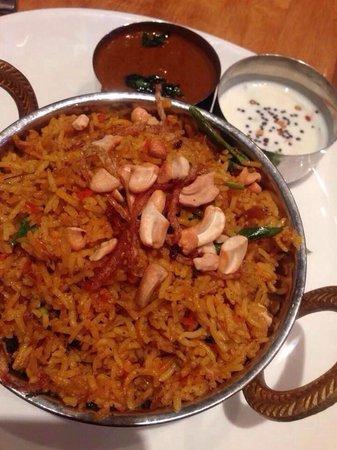 Chettinad Restaurant : Very nice