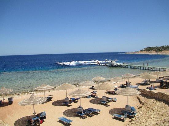 Domina Coral Bay Oasis : пляж