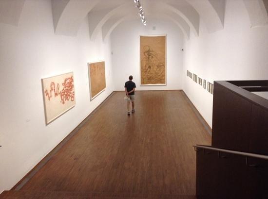 Albertina: Katz drawings