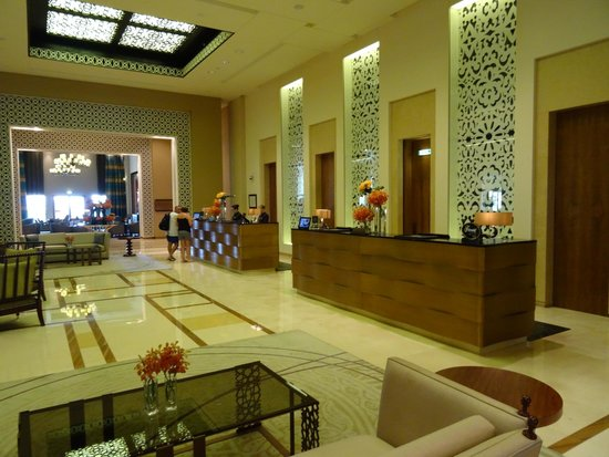 Fairmont The Palm, Dubai : Hotel Reception
