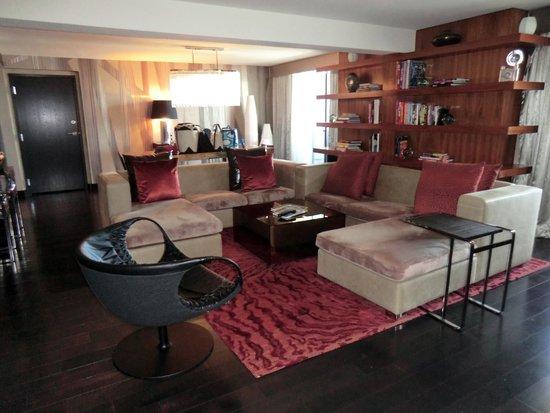 Revere Hotel Boston Common: Penthouse