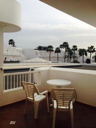 ClubHotel Riu Paraiso Lanzarote Resort: Balcony