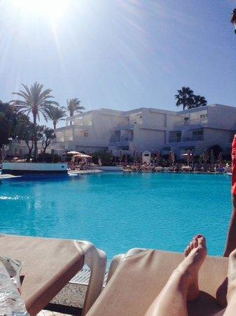 ClubHotel Riu Paraiso Lanzarote Resort : Pool