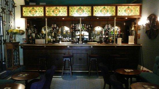 The Hotel Balmoral: Hotel Bar