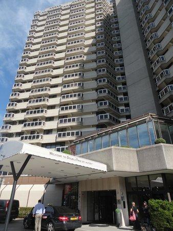 DoubleTree by Hilton Luxembourg : El edificio