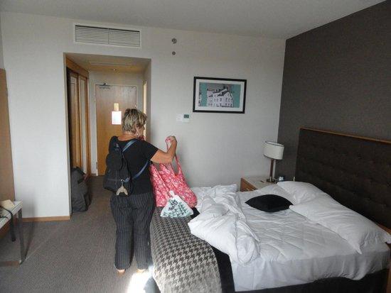 DoubleTree by Hilton Luxembourg : La habitación