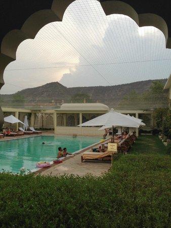 Trident,  Jaipur : Lovely pool