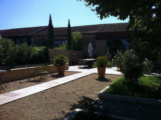 Saint Andiol, France: la table du polo