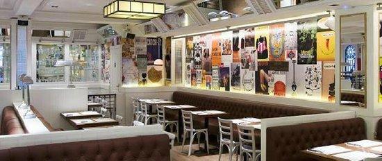 Restaurante Qu-Qu : Quasi queviures