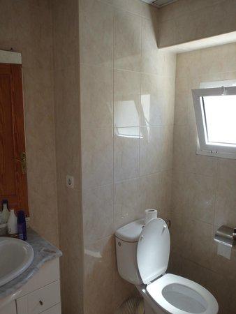 Apartamentos Villa Nadine: łazienka