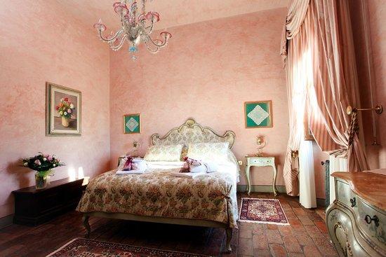 Villa Poggio Bartoli: classic suite