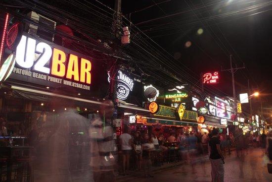 Bangla Road : Bangla Rd