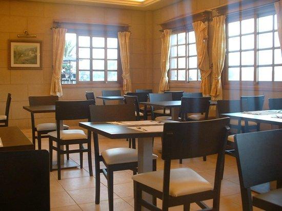Ereza Dorado Suites Hotel : Salle de restaurant
