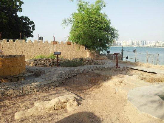 Heritage Village: раскопки