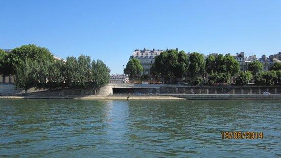 River Seine: View