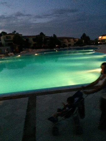 Club Valtur Colonna Beach: La piscina