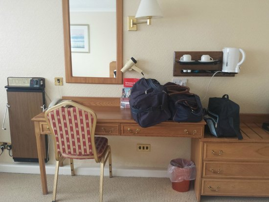 Britannia Hotel Coventry: Large Twin room