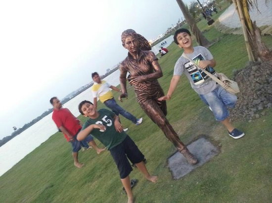 Eco Tourism Park: kids having fun