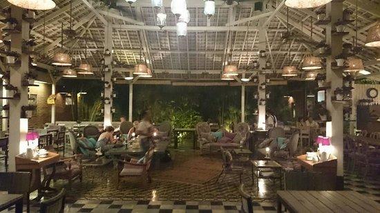 Balique Restaurant: view of the restaurant