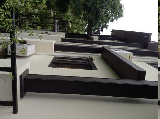 Kirikayan Luxury Pool Villas & Spa: Airconditioner units