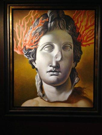 Musee d'Art Classique de Mougins: paintings