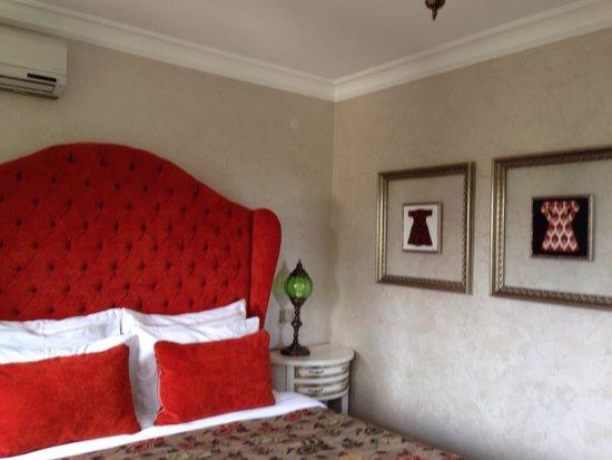 Symbola Bosphorus: Bed!!!