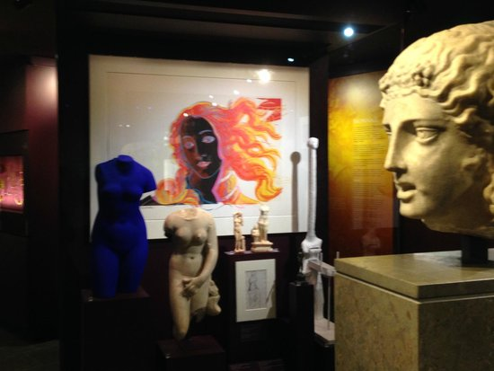 Musee d'Art Classique de Mougins : ancient and modern collections