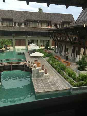 Mai Samui Resort & Spa: hotel grounds