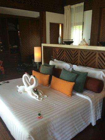 Mai Samui Resort & Spa : bedroom