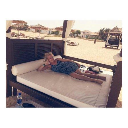 Melia Tortuga Beach Resort & Spa: Bali Bed