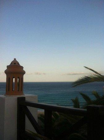 Club Jandia Princess Hotel: View when dining at La Choza