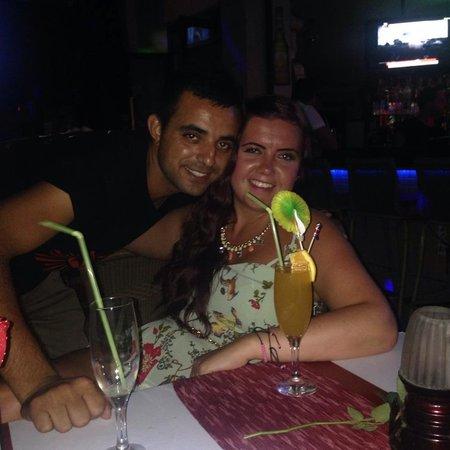 Club Evin Marmaris: Me and TJ