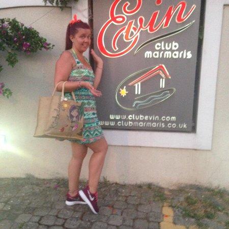 Club Evin Marmaris: Last Day