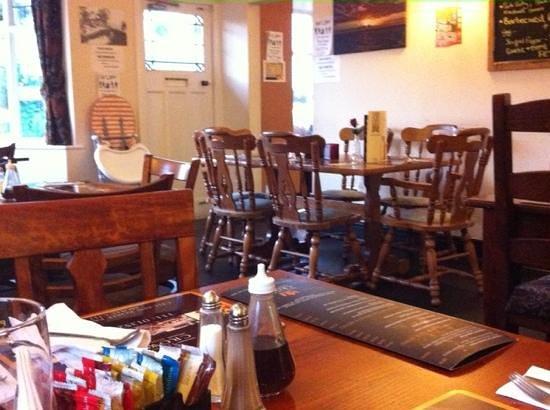 The Crown Inn: Pub restaurant