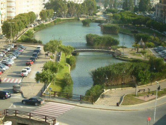 Hotel Prado II : Vista