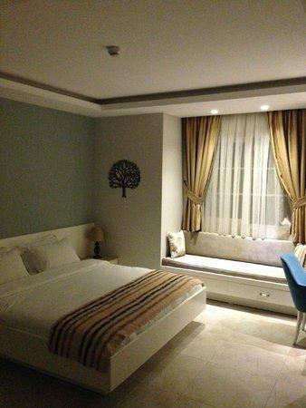 Sea Breeze Apart Hotel: Bedroom
