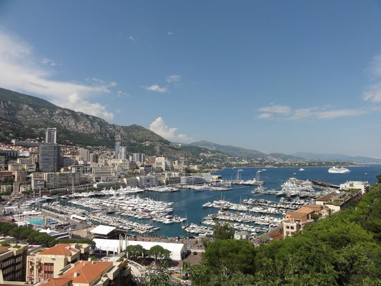 Exclusive Riviera Private Tours : View from the rock