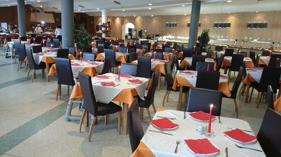 Lanzasur Club: dining room